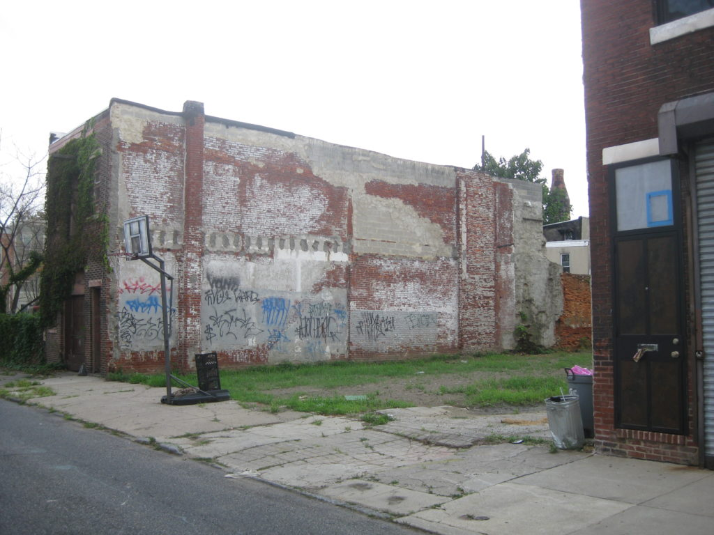 Vacant Lot in East Kensington Should Be Developed Soon ...