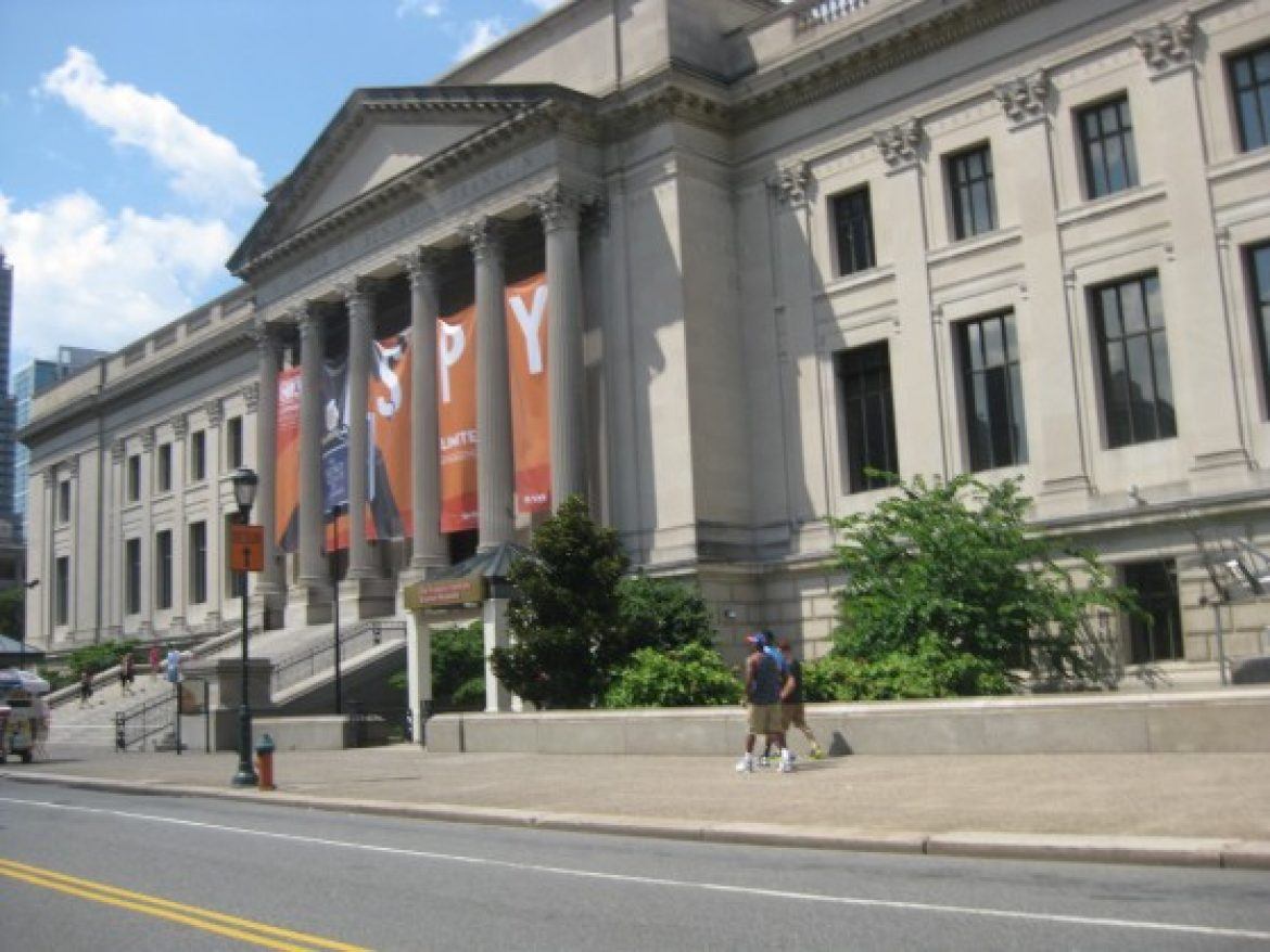 Update: Franklin Institute Expansion - OCF Realty