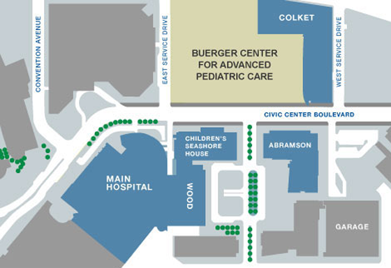 Checking in on the Buerger Center for Pediatric Care - OCF Realty