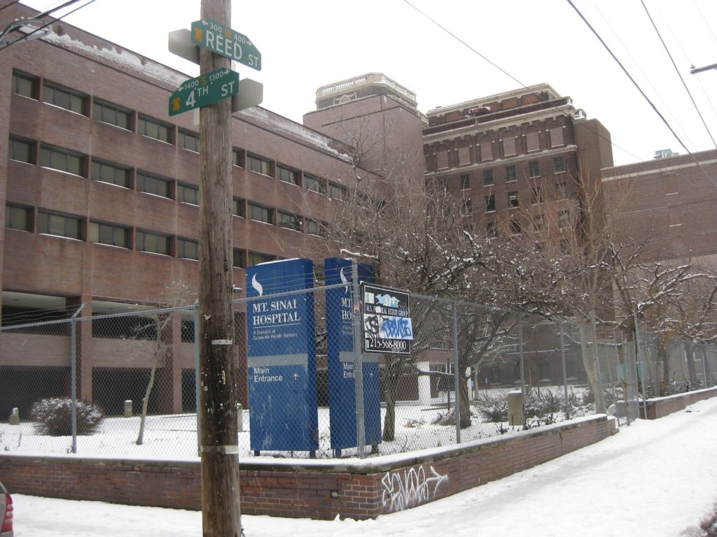 Plans Advancing for Rebirth of Mount Sinai Hospital - OCF Realty