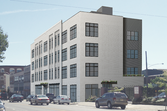 Another Mixed-Use Project Underway on Fairmount Avenue - OCF Realty
