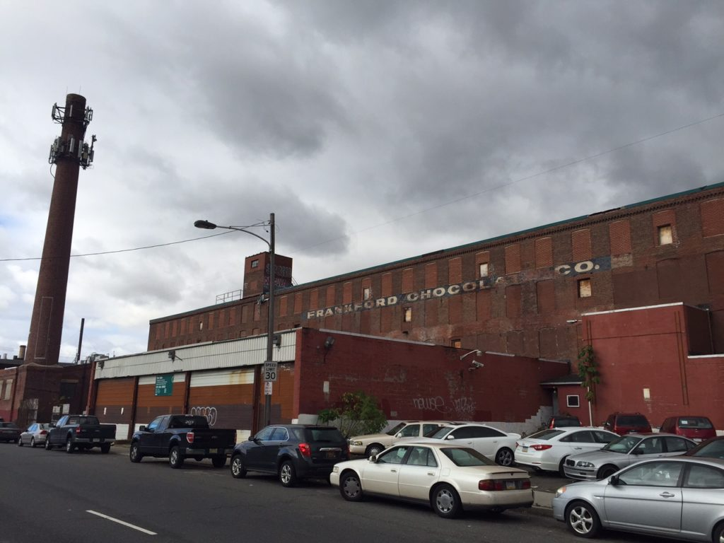 We'll See What New Owners Will Do For Frankford Chocolate Factory ...