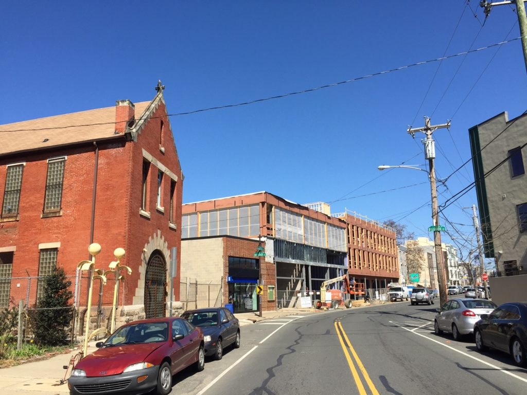 City Fitness Moving Along On Frankford Avenue Ocf Realty
