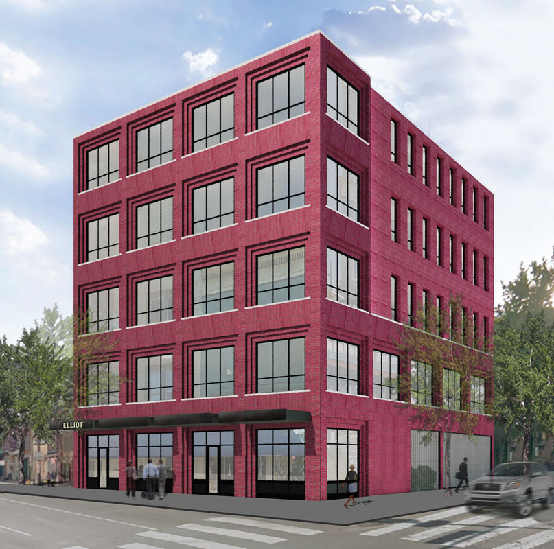 Philadelphia Design Home 2016: Five-Story Building Planned At 2nd & Race Will Seem Kinda