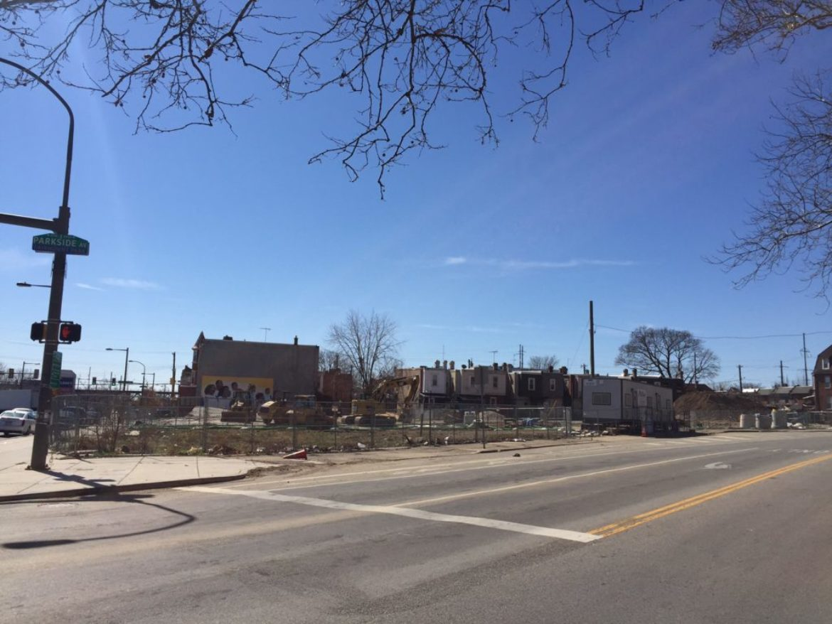 Major affordable housing project under construction in for Affordable home construction