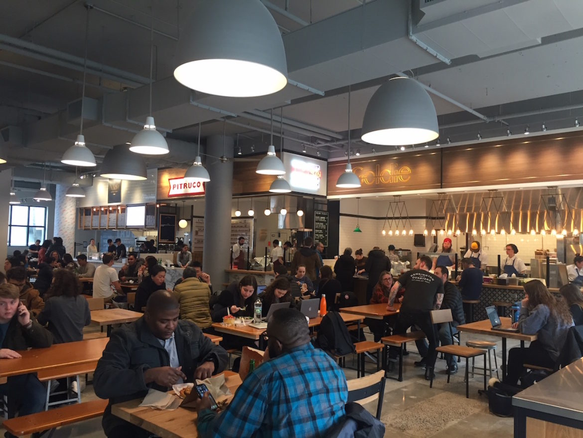Franklin S Table Is A Food Court On Steroids Ocf Realty