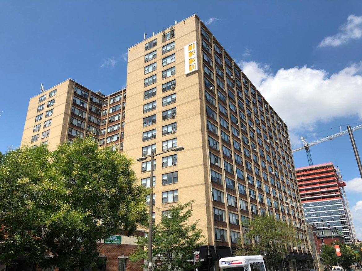 This Apartment Tower Originally Known As The Flamingo Apartments Was Both Lauded